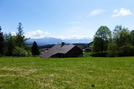 Picturesque apartment in the Alps - Immenstadt