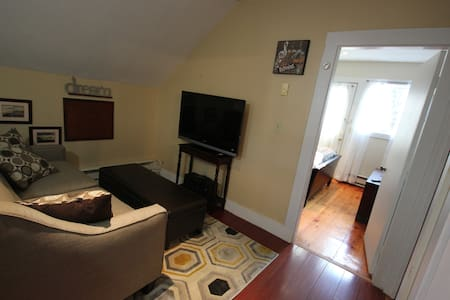 Our Cute Country Retreat Welcomes U - Southborough - Apartment