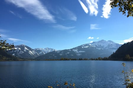 CENTER and LAKE - Zell am See