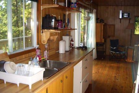 Blackstone Lake Cottage - Parry Sound - Blockhütte