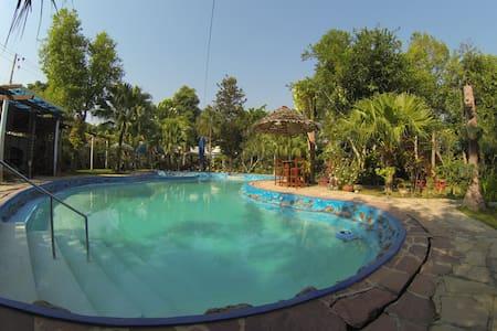 Riverside homestay - Tambon Ban Pao - Banglo