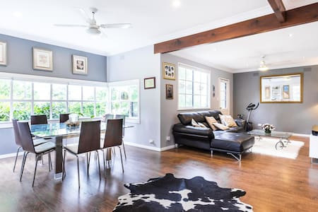 Lovely 4BR house - great location in Box Hill - Box Hill South - House