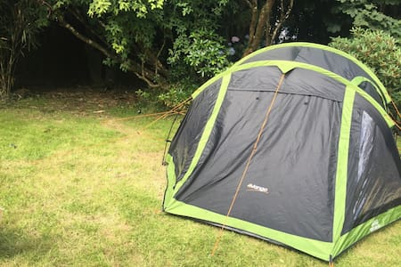A Room under the Stars - Garden Camping - Redruth