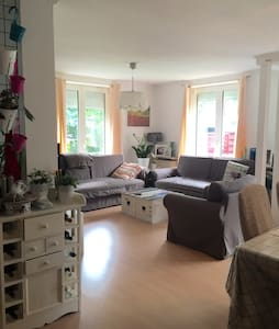 EG Wohnung mit Garten.. - Hamburg - Apartment