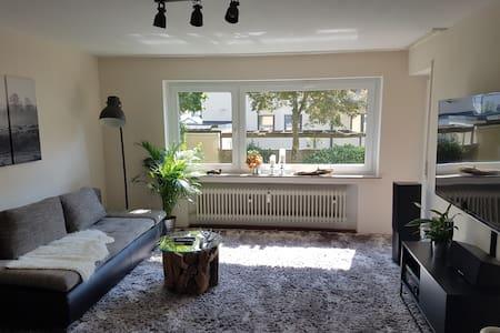 Cozy flat with balcony in Friedrichshafen - Friedrichshafen - Apartamento