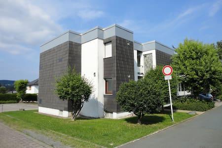 3kamer appartement hartje Winterbeg - Winterberg - Huoneisto
