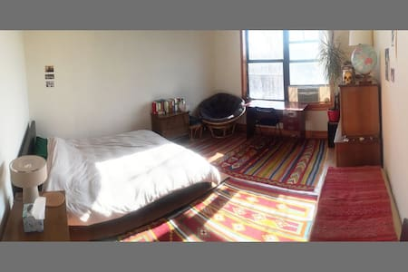 Sunny, quiet Crown Heights apt