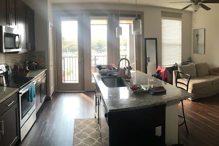 Brand new luxury apartment -pool, gym, parking - Charleston