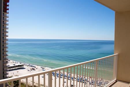 SHORES OF PANAMA #1409- 2 FREE BEACH CHAIRS - Panama City Beach - Condominium