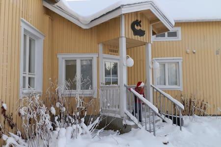 Kaksio talon yläkerrassa - Suomussalmi - Daire
