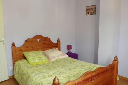 Chambre avec vue sur le Volcan - House