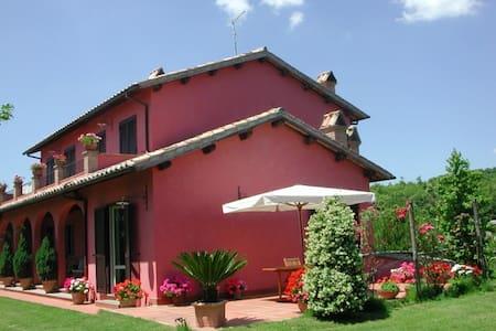 Villa Lake Bolsena view - Gradoli