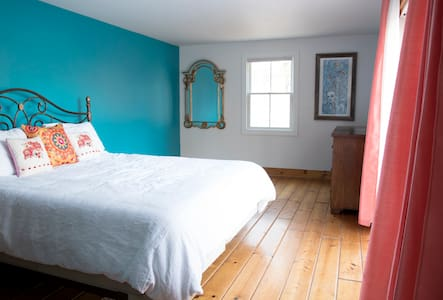 Master Suite at RedHouse - House