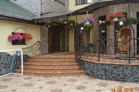 The house near the sea for 6 people in Kryzhanovka - Odesa - Casa