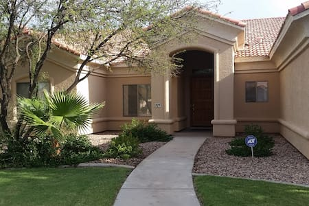 Upscale Coyote Ranch Vacation Home - Casa Grande - Casa
