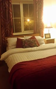 Cosy clean double bed in Portlaoise - Portlaoise - Huis