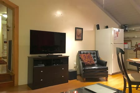Beautiful 2-BR in Downtown Saratoga!! - Entire Floor