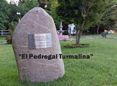 """El Pedregal Turmalina"" - Wikt i opierunek"