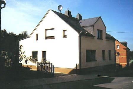 Gästezimmer mit Bad/Dusche/WC/SAT-TV/WLAN - Appartement