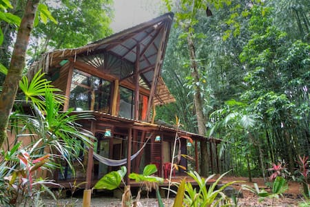 2BR  Pure Jungle House - Puerto Viejo de Talamanca - Hus