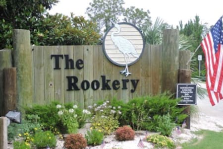 The Rookery Hideaway