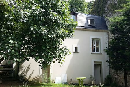 Maison au vert... à 30 min de Paris! - Soisy-sur-Seine - Huis