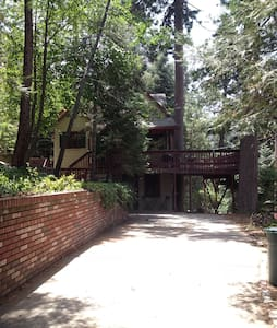 Charming 1948 Lake Arrowhead Cabin Apartment - Lägenhet