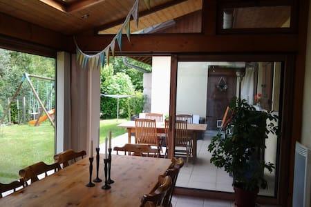 Chambre dans maison individuelle au calme - Mieussy - House