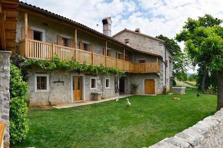 ASA residence thelux 2 with balkon for 4-5 person - Sežana - Daire