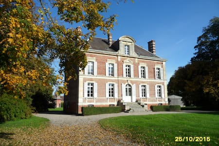 Family manor house  19th century - Fleury - Maison