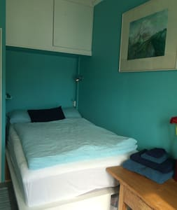 Central, bohemian style budget accommodation - Oslo - Wohnung