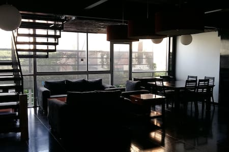 Amazing loft near Polanco - 150m2, 2 bedrooms - Ciudad de México - Apartament