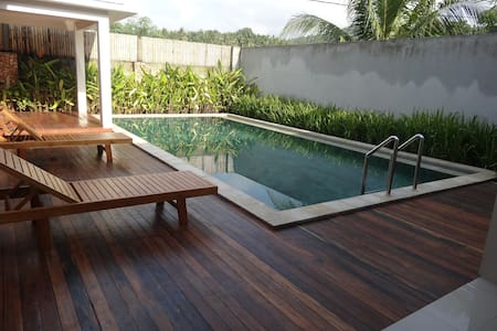 Large Private poolside Villa - Mataram - Villa