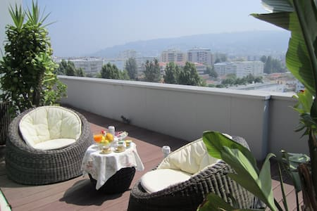 Amazing suite in the city center - Braga