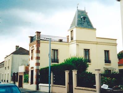 Maison de caractère proche Paris - Neuilly-Plaisance