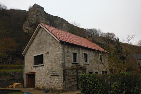 Sosoye, un des plus beaux villages de Wallonie - House