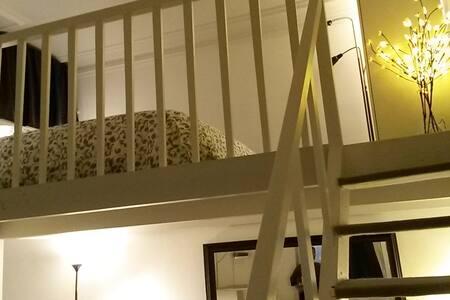 Petit nid douillet à Paris. - Paris - Apartment