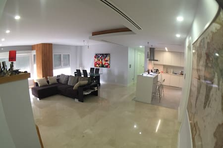 Lovely apartment in the city center (with parking) - Elx