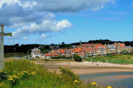 Rosemount  Alnmouth Alnwick Northumberland Coast - Casa