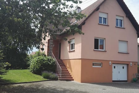 Au Lilas - Mundolsheim - Dům