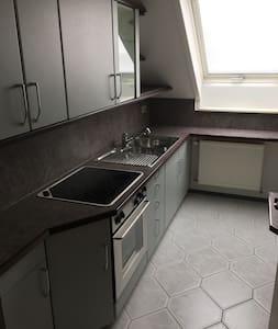 Gemütliche Wohnung im Urdonautal - Apartamento
