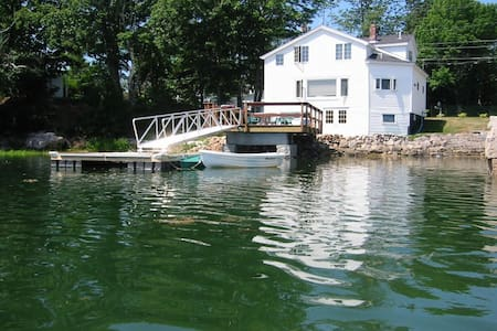 Waterfront House With Private Dock and Kayaks! - Casa