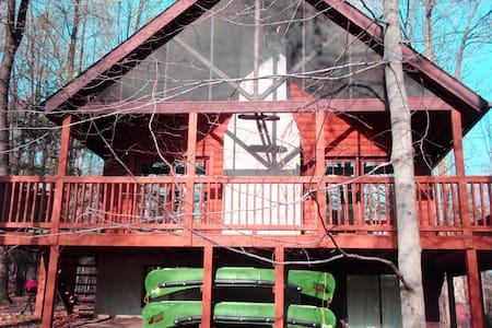 Cozy Cabin with Resort Amenities! - Hamlin - Haus