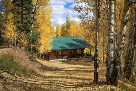Colorado Off the Grid - Lake City - Chalet
