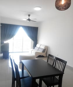 JB Apartment Easy Access to Singapore - Johor Bahru - Wohnung