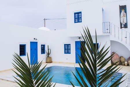 Villa Jasmin maison de charme à Djerba - Villa