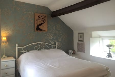 The Moon Room, romantic hide away for 2 - Somerton - House