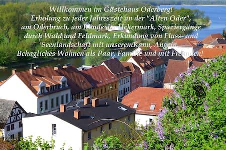 Gästehaus Oderberg am Oderbruch - Apartment
