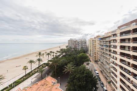 Apartamento en Cullera vistas mar - Pis