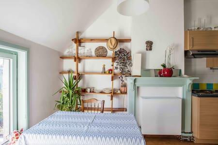 Icarus' Home - Gent - Apartment